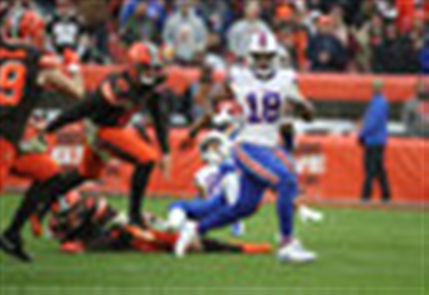 The Buffalo Bills lost 19-16 to the Cleveland Browns on Sunday, Nov. 11, 2019, at FirstEnergy Stadium in Cleveland.