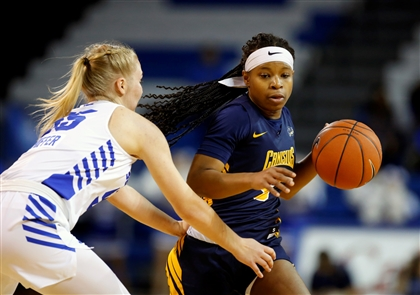 The University at Buffalo women's basketball team beat Canisius College 71-55 on Tuesday, Nov. 12, 2019, at Alumni Arena.