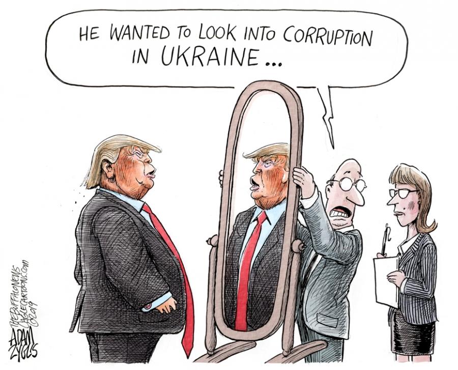 Corruption: November 24, 2019