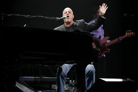 Legendary performer Billy Joel announced Tuesday he'd play a New Era Field show on Aug. 15, 2020. Here are photos from his last three shows in the area, two of which came with fellow icon Elton John.