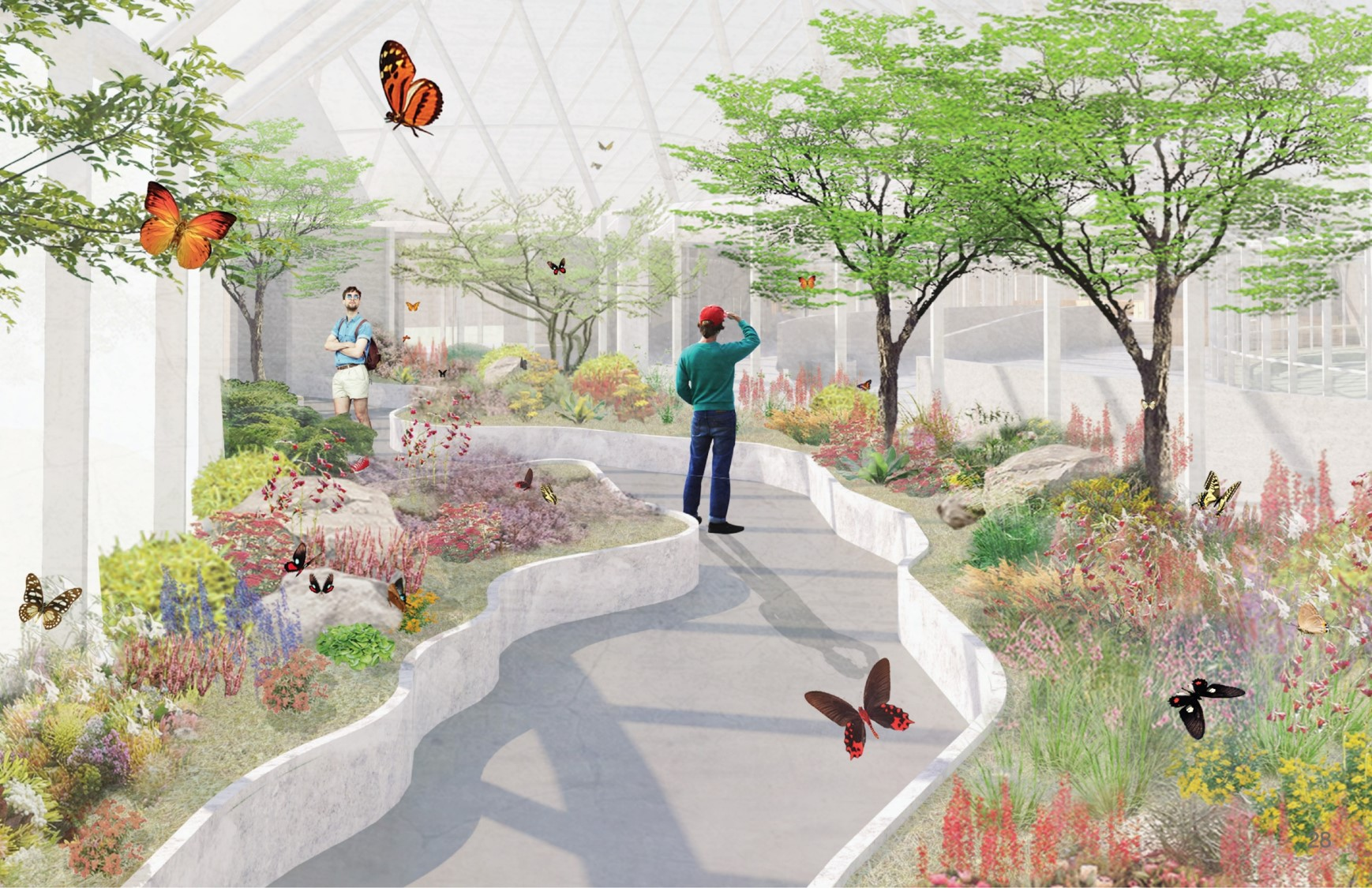 Botanical Gardens Plans First Large Scale Expansion In Over A