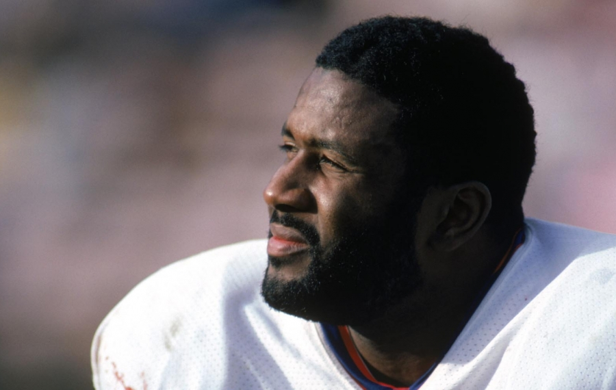 Greg Bell was a first-round pick for the Bills in 1984. (Getty Images)