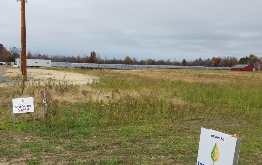 Lewiston approves third solar farm but places moratorium on more
