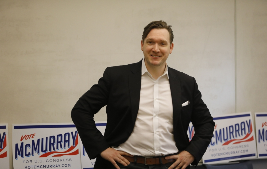 Erie County Dems tepidly approaching McMurray's encore candidacy