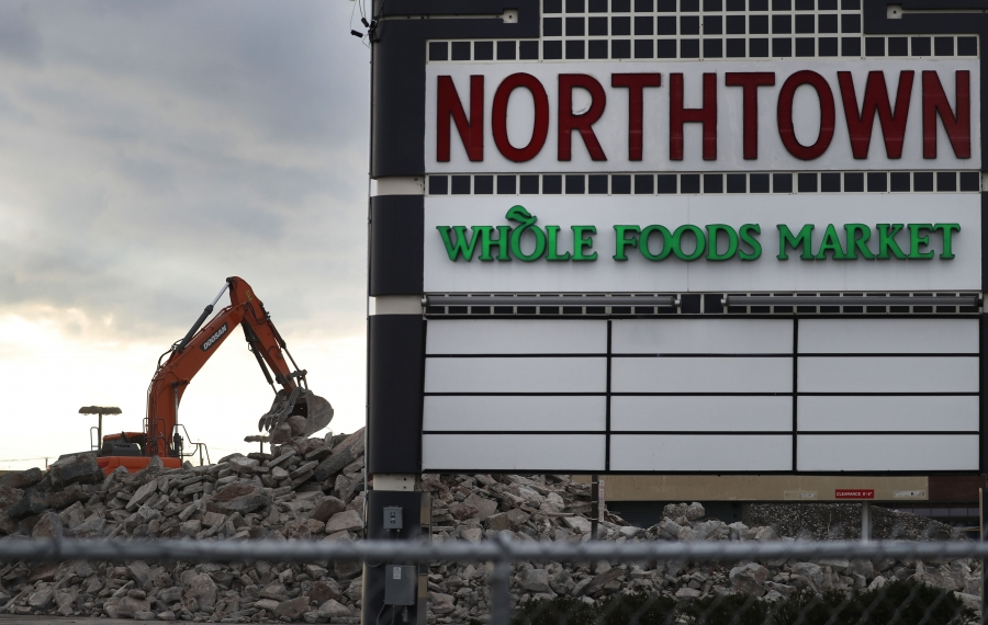 Groundbreaking nears on new-look Northtown Plaza