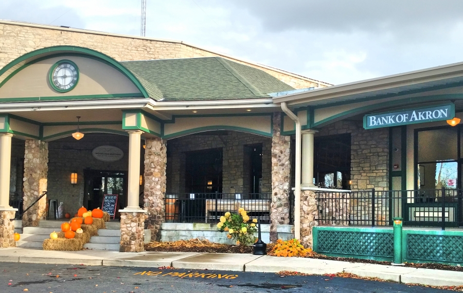 Bank of Akron is set to open a new branch in Wilson. (Provided photo)
