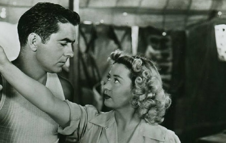 "Tyrone Power and Joan Blondell star in the original film version of ""Nightmare Alley."" Oscar-winning director Guillermo del Toro is remaking that 1947 film with some scenes to be shot in Buffalo."