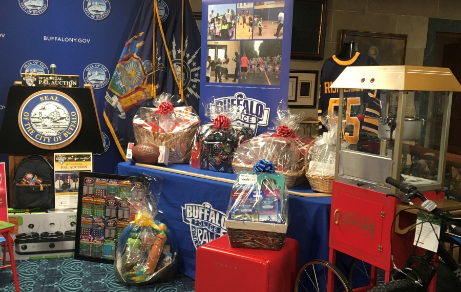 PAL Buffalo's auction Tuesday funds youth enrichment programs