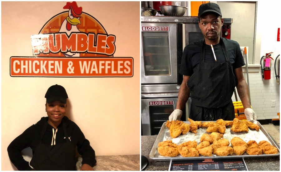 Mumbles Chicken and Waffles University Heights
