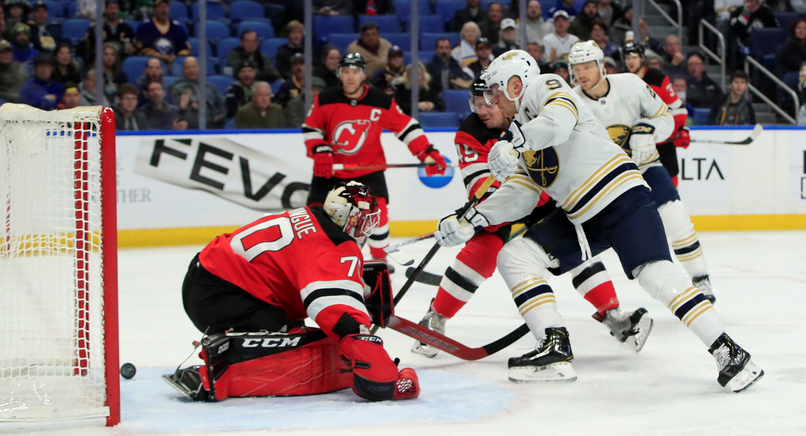 new jersey devils wins and loses