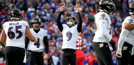 The Buffalo Bills fell short on a fourth quarter rally, losing to the Baltimore Ravens 24-17 at New Era Field on Sunday, Dec. 8, 2019