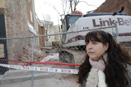 Bakery owner 'devastated' by demolition, says city must police absentee landlords
