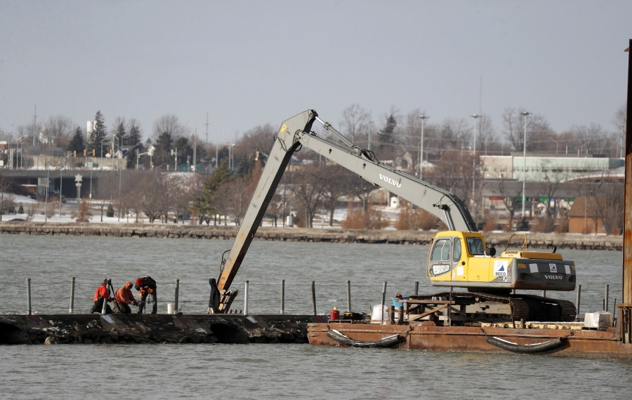 At least $10M needed to fix Bird Island Pier, breakwall after October storms