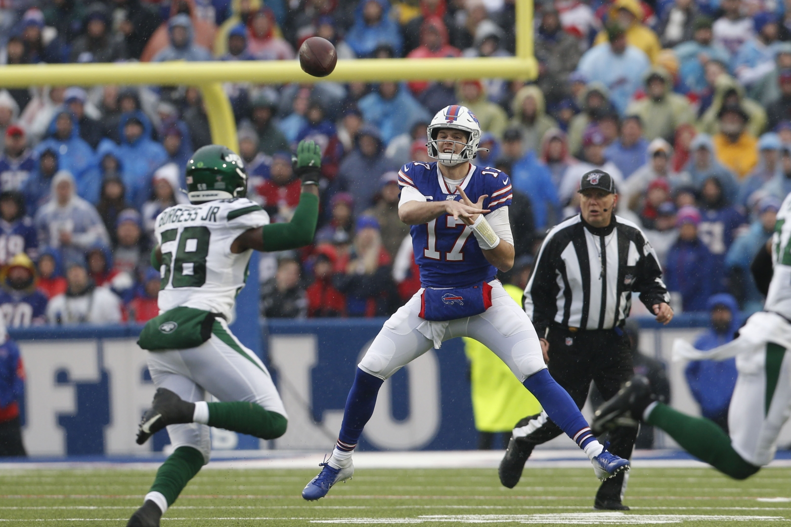 Image result for BILLS vs Texans Playoffs