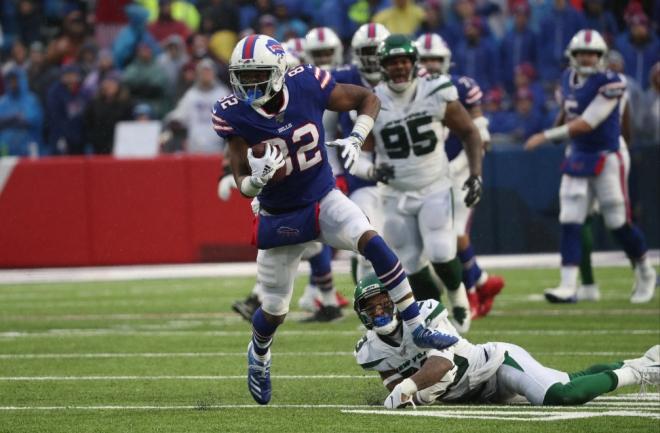 McCoy-Sports-Buffalo Bills wide receiver Duke Williams-2019