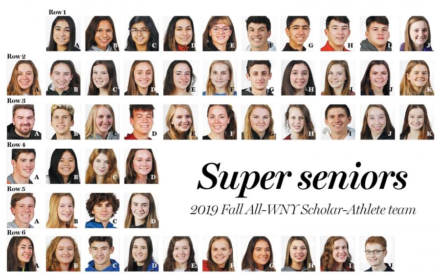 All-WNY Scholar Athletes: Fall 2019