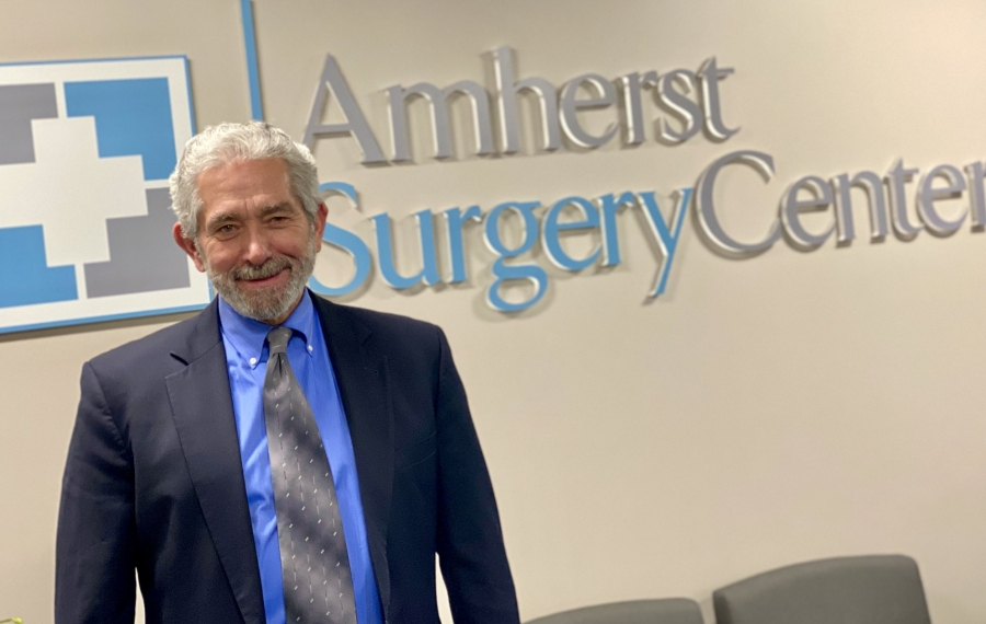 New outpatient surgery center opens in Amherst