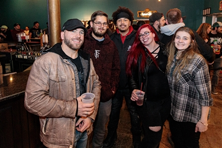 There's a market for metal in Buffalo: As I Lay Dying, a California-born band approaching two decades together, sold out Town Ballroom on Saturday, Nov. 30, 2019. See who supported an unheralded genre.