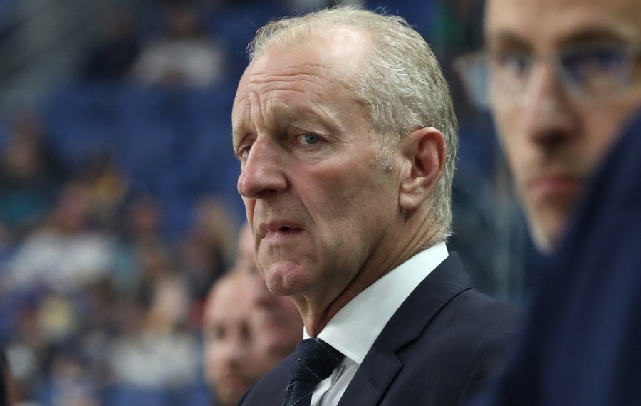 Ralph Krueger changed an entire country's approach to hockey. Next: Buffalo.