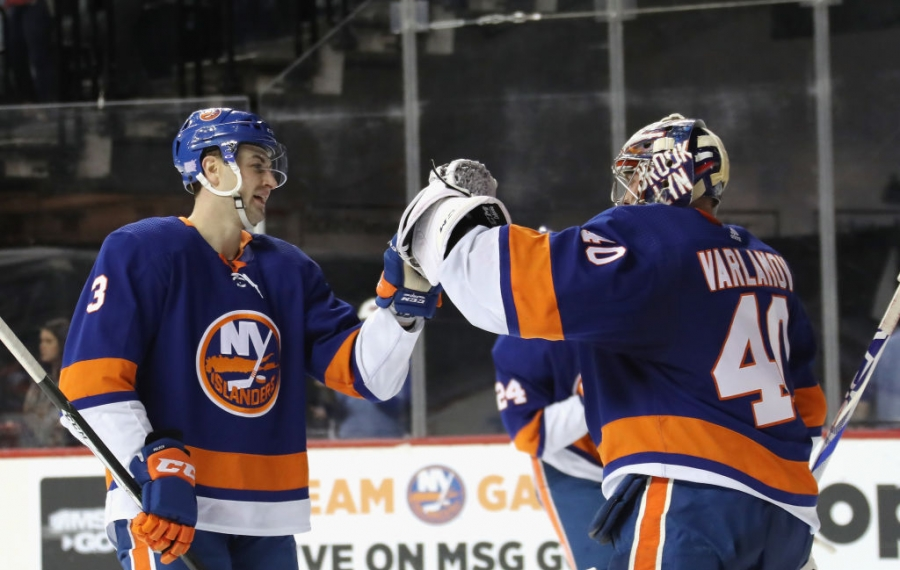 It's a red-hot Buffalo offense against Islanders' staunch defense