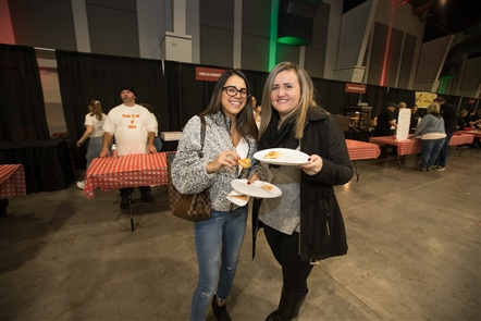 The second annual Festival of Slice celebrated all things pizza on Saturday, Dec. 7, 2019 in the Conference and Event Center in Niagara Falls. See who came out to try the slices from more than a dozen pizzerias.