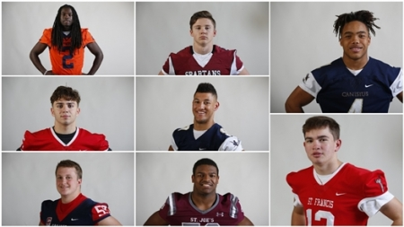 Here are the members of the 2019 All-Western New York football team, as selected by The Buffalo News in consultation with Dick Gallagher and area coaches and scouts.