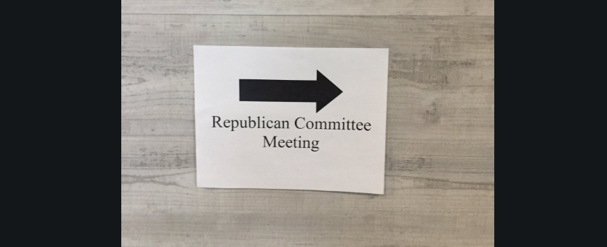 The secret location of GOP meeting? We found...