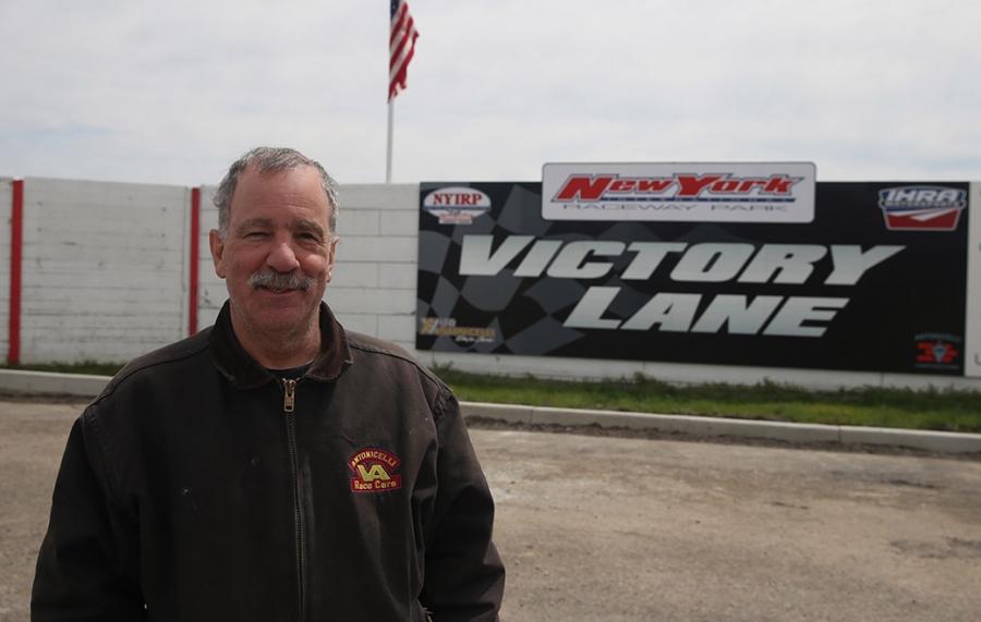 Antonicelli New York Int'l Raceway Park Lancaster Speedway 2020 HICKEY