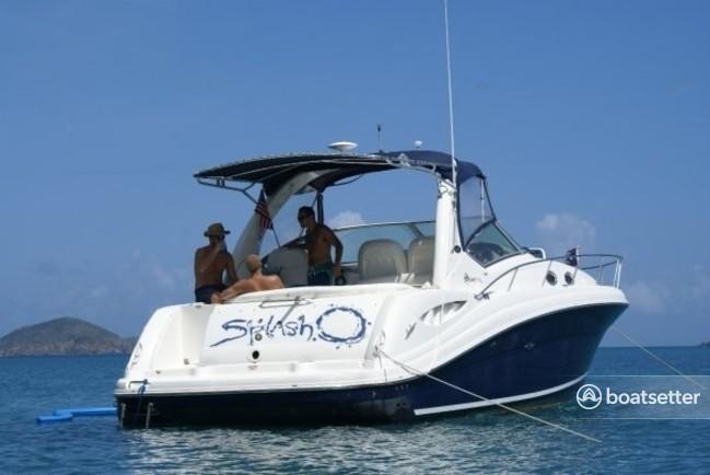 Rent A Sea Ray Boats 320 Sundancer In Miami FL On Boatbound
