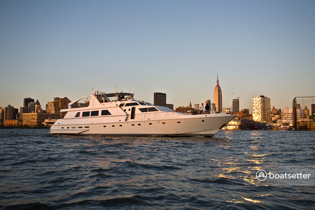 Guy Couach Mega Yacht for rent on Boatbound.co