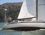 36 ft. Islander Islander 36 Cruiser Racer Boat Rental San Francisco Image 7