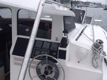 34 ft. Gemini Catamaran Boat Rental New York Image 3