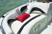 21 ft. Stardeck Aurora 2000 Deck Boat Boat Rental Miami Image 3