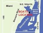 25 ft. Mako Marine 254 Center Console Boat Rental Miami Image 14