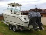 26 ft. Seaswirl Boats 2601 Walk Around Walkaround Boat Rental Rest of Northeast Image 3