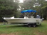 22 ft. Carolina Skiff / Bay Runner 220 Center Console Boat Rental Atlanta Image 1