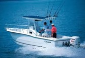 25 ft. Sea Boss by Sea Pro 235WA w/225HP Center Console Boat Rental New York Image 2