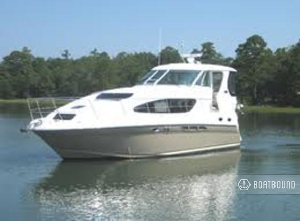 Rent A Sea Ray Boats 390 Motor Yacht In Fort Lauderdale