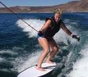 21 ft. Tige' Boats 20V Riders Edition Ski And Wakeboard Boat Rental Phoenix Image 3