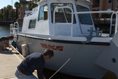 32 ft. Monark Aluminum Fishing Boat Rental San Francisco Image 4