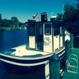 26 ft. 2001 Crosby Pleasure Tug  Center Console Boat Rental Miami Image 2