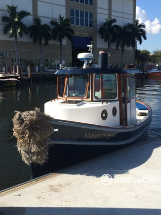 Rent a 2001 26 ft. 2001 Crosby Pleasure Tug in Fort ...