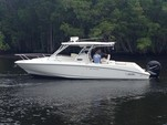 32 ft. Boston Whaler 320 Outrage W/2-225HP Center Console Boat Rental Miami Image 3