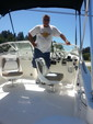 17 ft. Key West Boats 176 DC Dual Console Boat Rental Sarasota Image 3