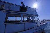 32 ft. Grand Banks FLYING BRIDGE TRAWLER Motor Yacht Boat Rental San Francisco Image 2
