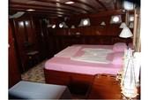 128 ft. custom made Gulet Motorsailer Boat Rental Ölüdeniz Image 6