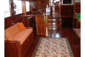 128 ft. custom made Gulet Motorsailer Boat Rental Ölüdeniz Image 8