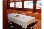 128 ft. custom made Gulet Motorsailer Boat Rental Ölüdeniz Image 14