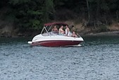 22 ft. Ebbtide Boats 2200 BRL Bow Rider Boat Rental Atlanta Image 1