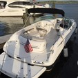 25 ft. Chaparral Boats 230 SSI Bow Rider Boat Rental Washington DC Image 3